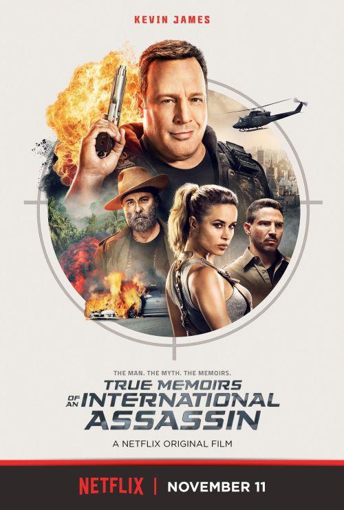 True Memoirs of an International Assassin Movie Poster