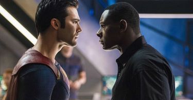 Tyler Hoechlin David Harewood Supergirl The Last Children of Krypton