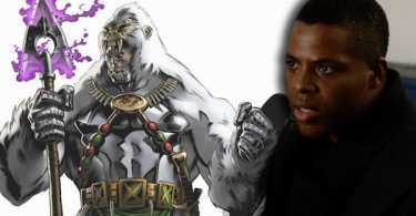 Winston Duke Man-Ape Black Panther