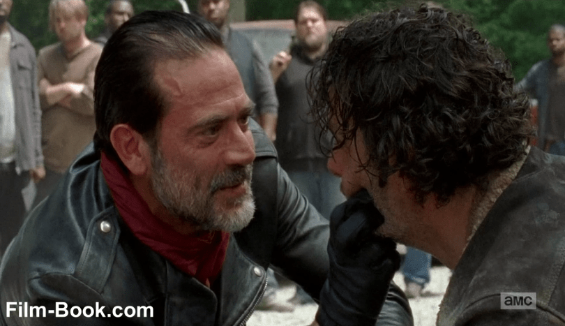 Andrew Lincoln Jeffrey Dean Morgan The Walking Dead The Day Will Come When You Won't Be