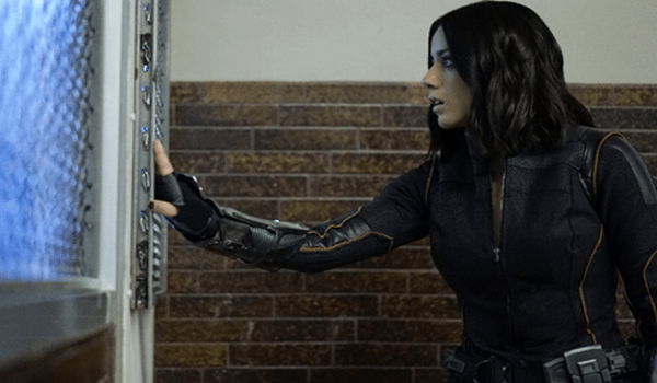 Chloe Bennet Agents of S.H.I.E.L.D. Lockup