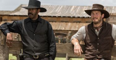 Denzel Washington Chris Pratt The Magnificent Seven 02