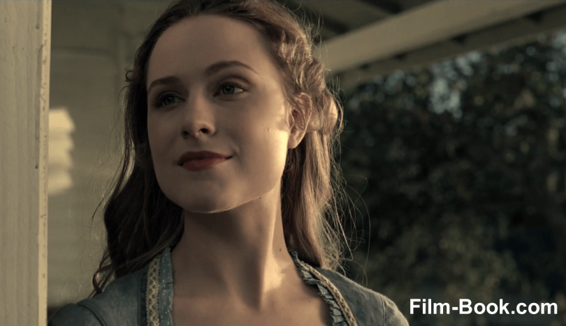 Evan Rachel Wood Smiling Westworld The Original