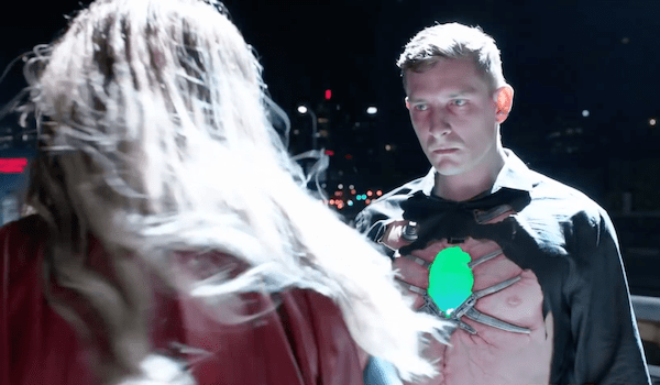 Frederick Schmidt The Last Children of Krypton Trailer