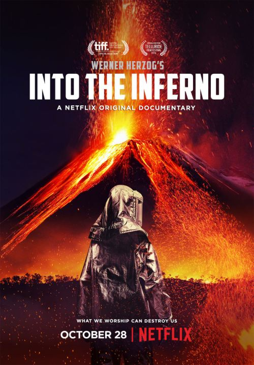 Into the Inferno Movie Poster