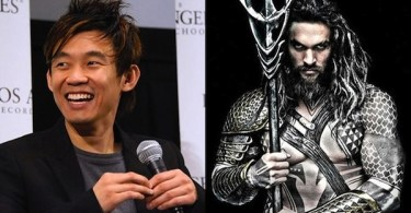 James Wan Jason Momoa