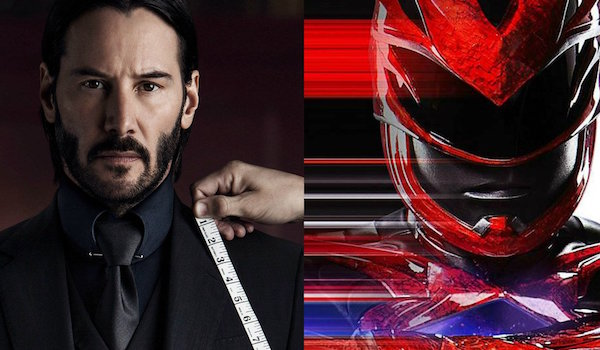 John Wick 2 Power Rangers Panel NYCC 2016