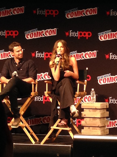 Kate Beckinsale Underworld: Blood Wars Panel