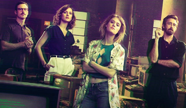 Lee Pace Scoot McNairy Mackenzie Davis Kerry Bishé Halt and Catch Fire Season 3