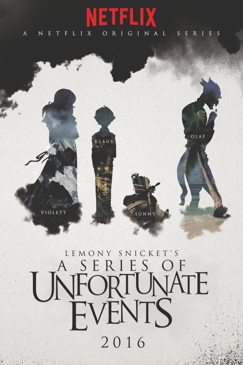 Lemony Snicket's A Series of Unfortunate Events TV Show Poster
