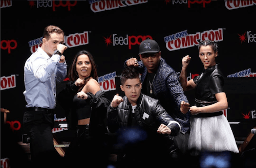 Power Rangers Panel NYCC 2016