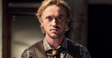 Tom Felton Paradox The Flash