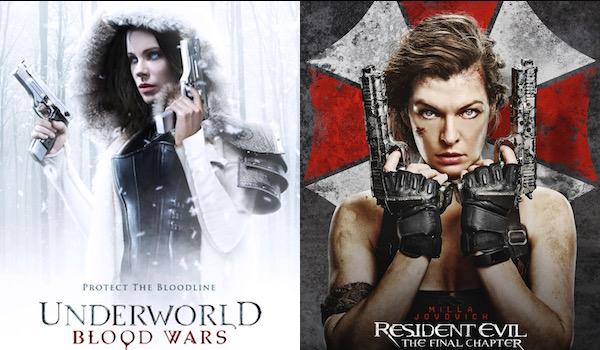 Underworld Resident Evil Panel NYCC 2016
