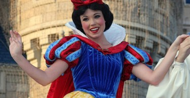 Snow White Disney Parks