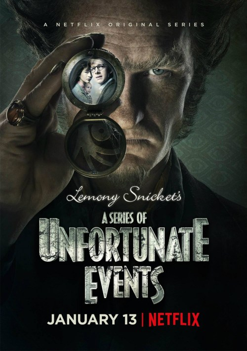 A Series of Unfortunate Events Movie Poster 2