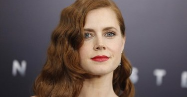 Amy Adams Man of Steel Premiere