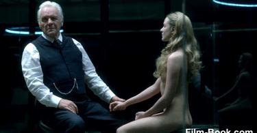 Anthony Hopkins Evan Rachel Wood Naked Westworld Contrapasso