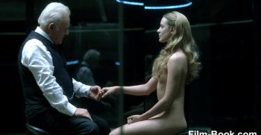 Anthony Hopkins Evan Rachel Wood Nude Westworld Contrapasso