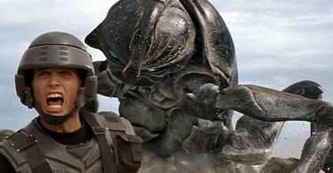 Casper Van Dien Starship Troopers