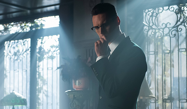 cory michael smith gotham blood rush