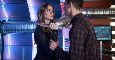 Danielle Panabaker Grant Gustin Killer Frost The Flash