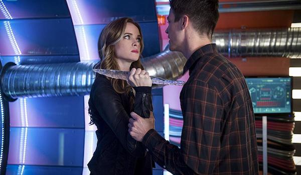 Danielle Panabaker Grant Gustin Killer Frost The Flash