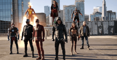 DCTV Crossover Event Trailer