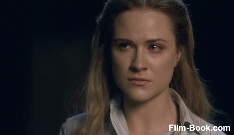 Evan Rachel Wood Westworld Contrapasso