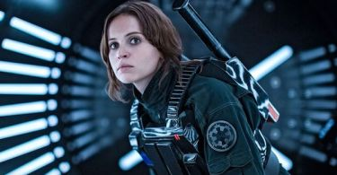 Felicity Jones Rogue One: A Star Wars Story