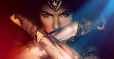 Gal Gadot Wonder Woman Poster