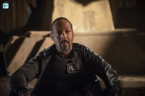 Jesse L. Martin Killer Frost The Flash