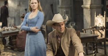 Evan Rachel Wood Jimmi Simpson Westworld Contrapasso