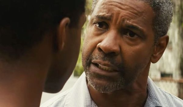Jovan Adepo Denzel Washington Fences