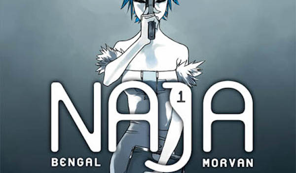 Naja Graphic Novel Cover