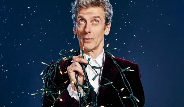 Peter Capaldi Doctor Who Christmas Special
