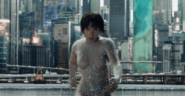 Scarlett Johansson Ghost in the Shell Teaser
