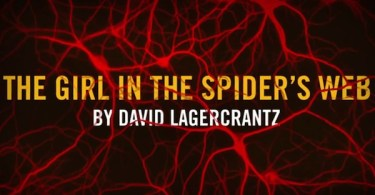 The Girl In The Spiders Web Book