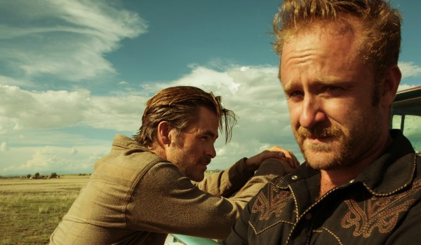 Ben Foster Chris Pine Hell Or High Water