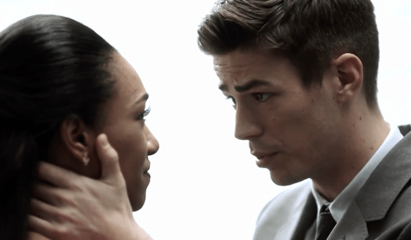 Candice Patton Grant Gustin Borrowing from the Future Trailer