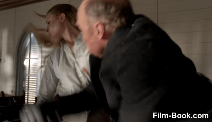 Ed Harris Evan Rachel Wood Fighting Westworld The Bicameral Mind