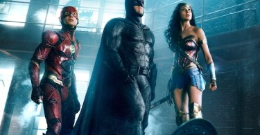 Ezra Miller Ben Affleck Gal Gadot Justice League