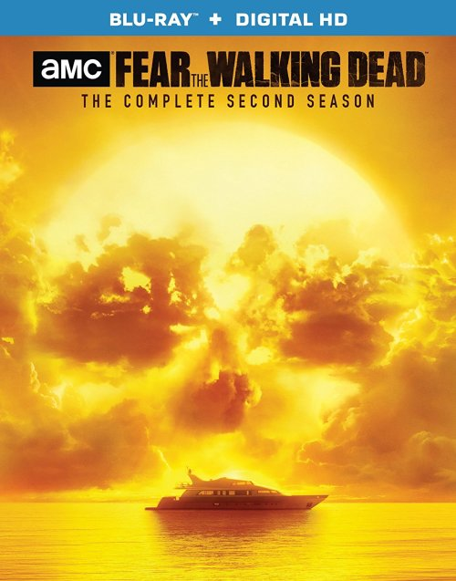 Fear the Walking Dead Season 2 Blu-ray