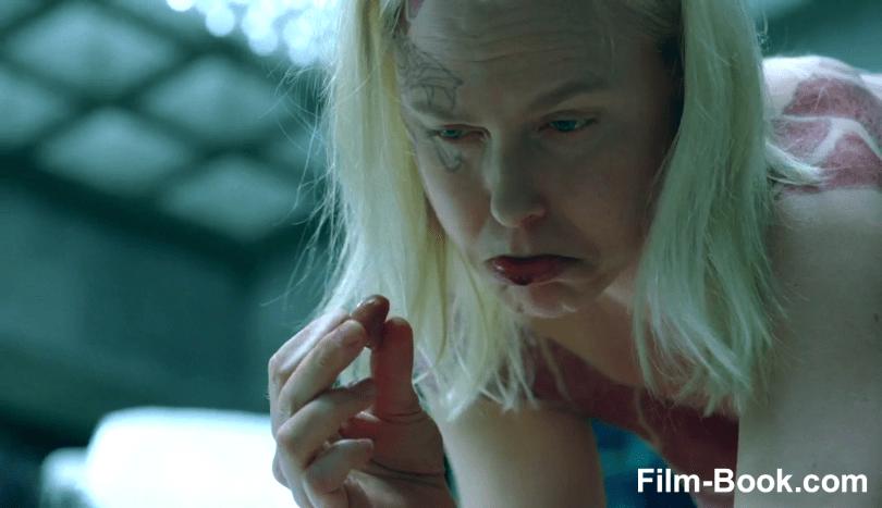 Ingrid Bolsø Berdal Bitten Off Finger Westworld The Bicameral Mind