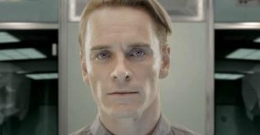 Michael Fassbender Prometheus
