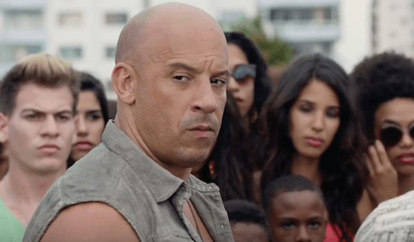 Vin Diesel The Fate of the Furious