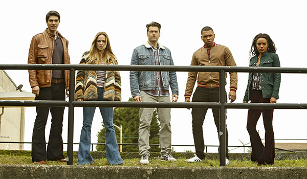 brandon routh, caity lotz, nick_zano_franz_drameh_maisie_richardon_sellers raiders of the lost_ar