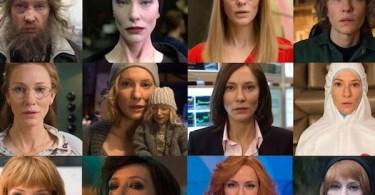 Cate Blanchett Collage Manifesto