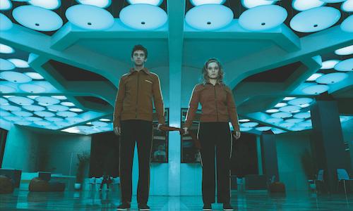 Dan Stevens Rachel Keller Legion