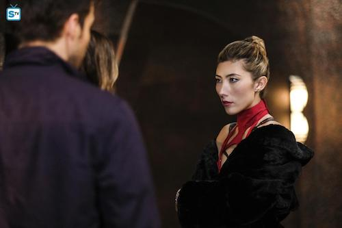 Dichen Lachman Supergirl Lives Supergirl