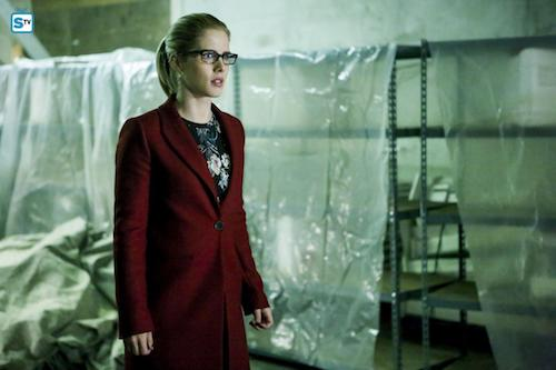 Emily Bett Rickards Who Are You? Arrow